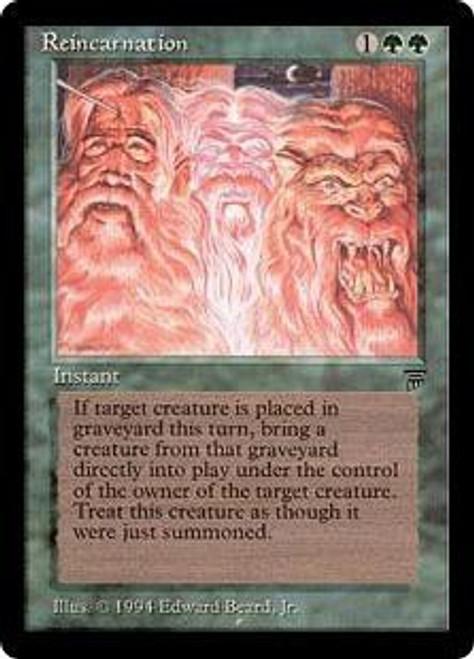 MtG Legends Uncommon Reincarnation