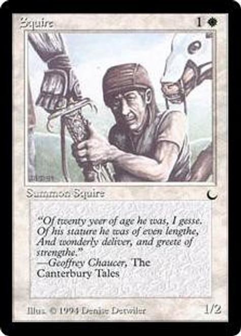 MtG The Dark Common Squire