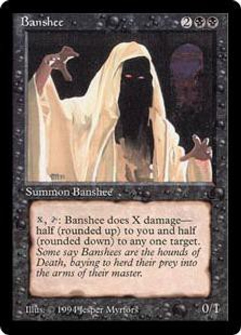 MtG The Dark Uncommon Banshee