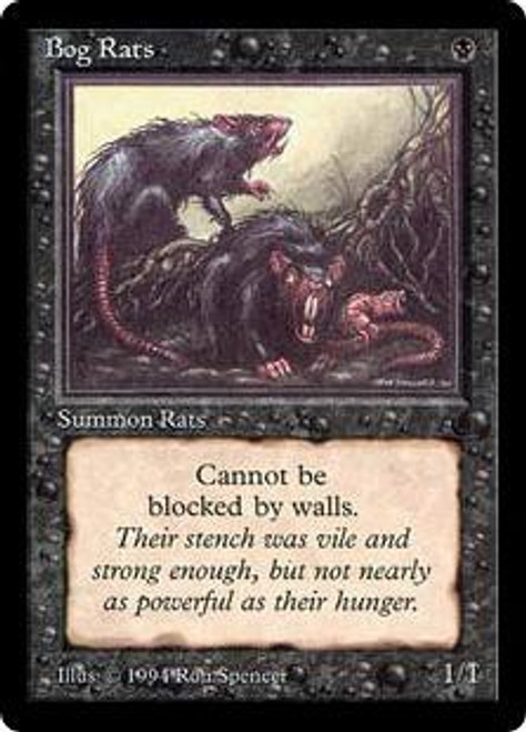 MtG The Dark Common Bog Rats