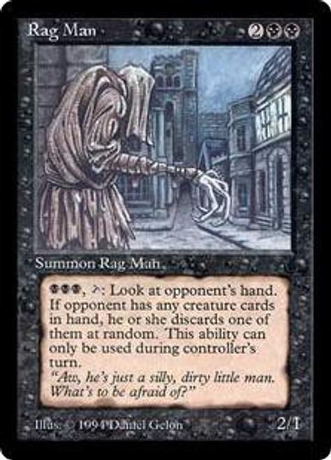 MtG The Dark Rare Rag Man