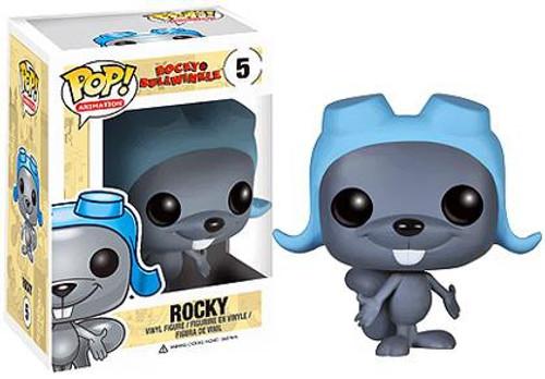 Funko Rocky & Bullwinkle POP! Animation Rocky Vinyl Figure #5