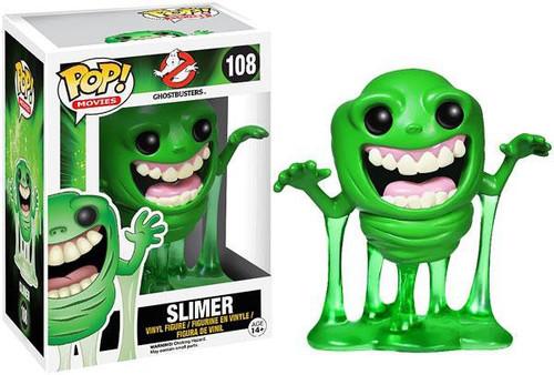 Funko Ghostbusters POP! Movies Slimer Vinyl Figure #108