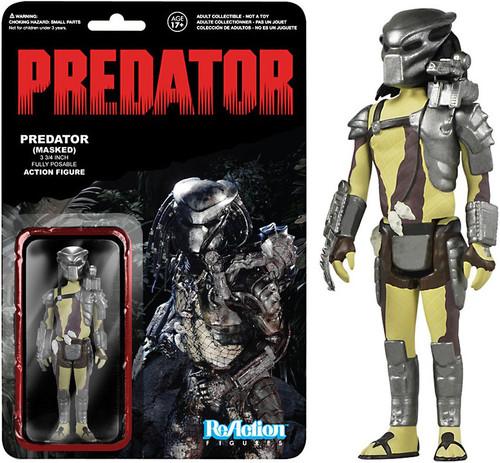 Funko ReAction Predator (Masked) Action Figure