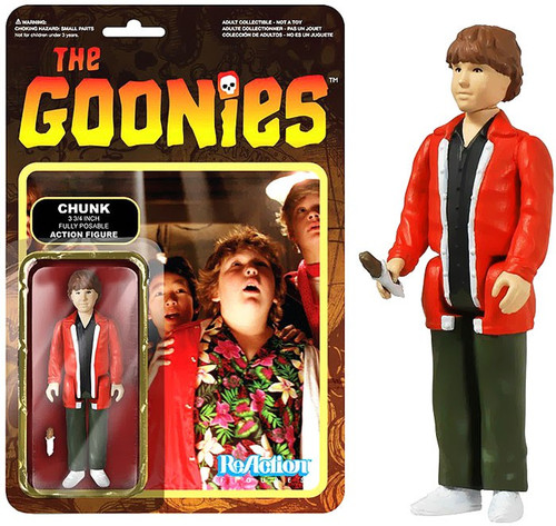 Funko The Goonies ReAction Chunk Action Figure
