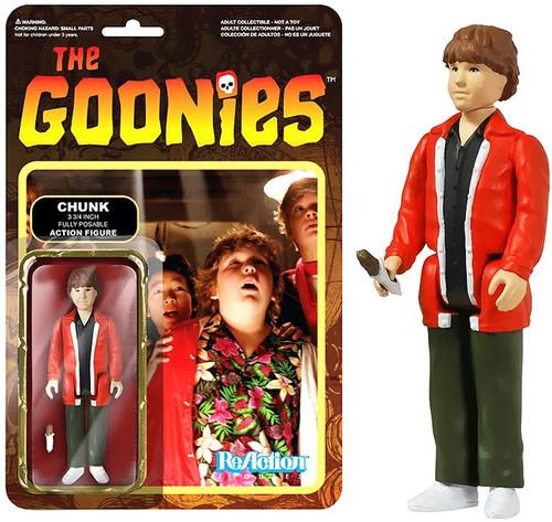 Funko The Goonies ReAction Chunk Action Figure