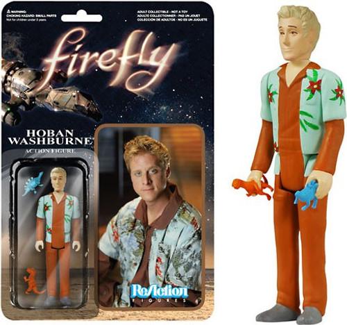 Funko Firefly ReAction Hoban Washburne Action Figure