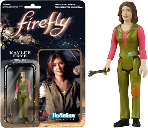 Funko Firefly ReAction Kaylee Frye Action Figure