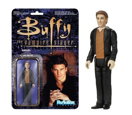 Funko Buffy The Vampire Slayer ReAction Angel Action Figure