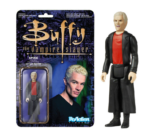 Funko Buffy The Vampire Slayer ReAction Spike Action Figure