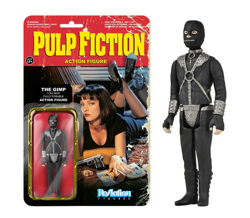 Funko Pulp Fiction ReAction The Gimp Action Figure