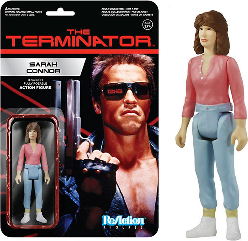 Funko Terminator ReAction Sarah Connor Action Figure