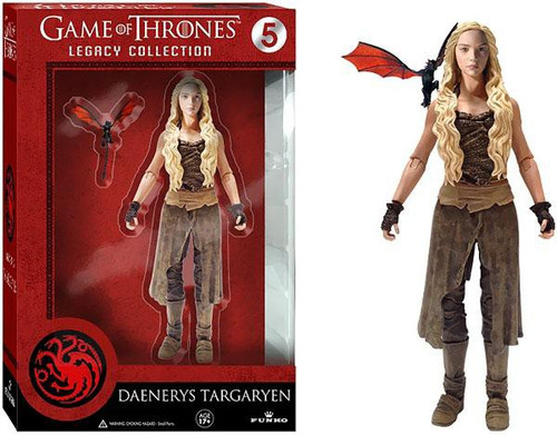 Funko Game of Thrones Legacy Collection Series 1 Daenerys Targaryen Action Figure