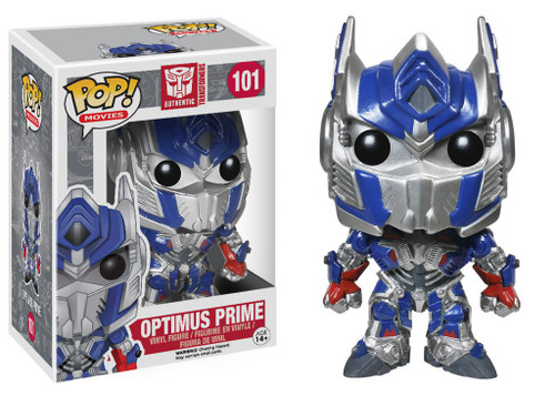Funko Transformers Age of Extinction POP! Movies Optimus Prime Vinyl Figure #101 [Movie Version]