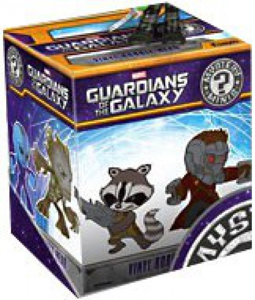 Funko Marvel Mystery Minis Guardians of the Galaxy Mystery Pack