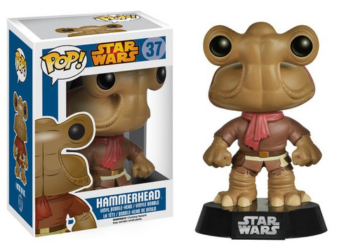 Funko POP! Star Wars Hammerhead Vinyl Bobble Head #37