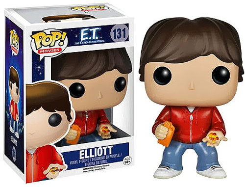 Funko E.T. POP! Movies Elliott Vinyl Figure #131