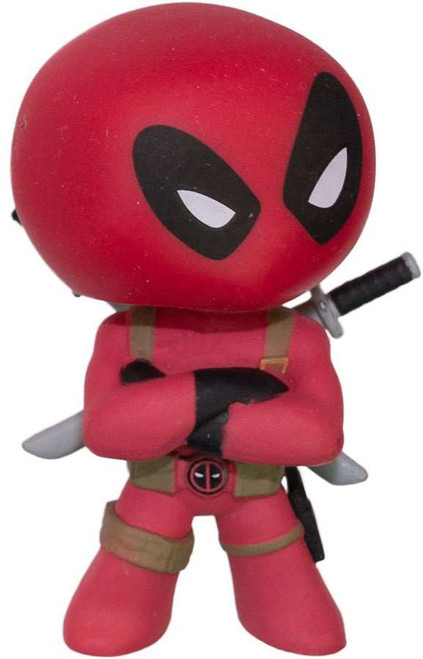 Funko Marvel Series 1 Mystery Minis Deadpool 2/24 Mystery Minifigure [Loose]