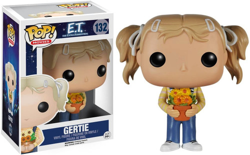 Funko E.T. POP! Movies Gertie Vinyl Figure #132