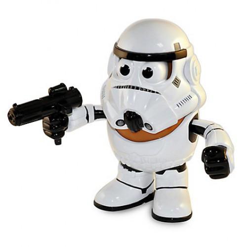 Star Wars Pop Taters Stormtrooper Mr. Potato Head