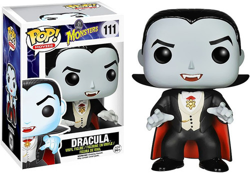 Funko Universal Monsters POP! Movies Dracula Vinyl Figure #111