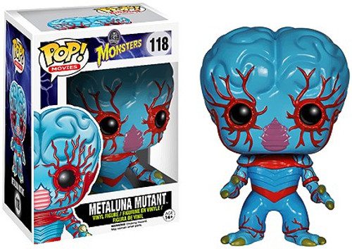 Funko Universal Monsters POP! Movies Metaluna Mutant Vinyl Figure #118