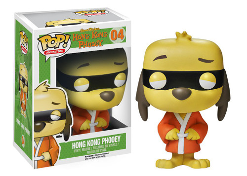 Funko Hanna-Barbera POP! Movies Hong Kong Phooey Vinyl Figure #04