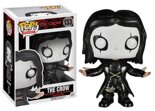 Funko POP! Movies The Crow Vinyl Figure #133