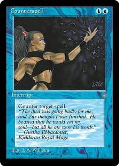 MtG Ice Age Common Counterspell