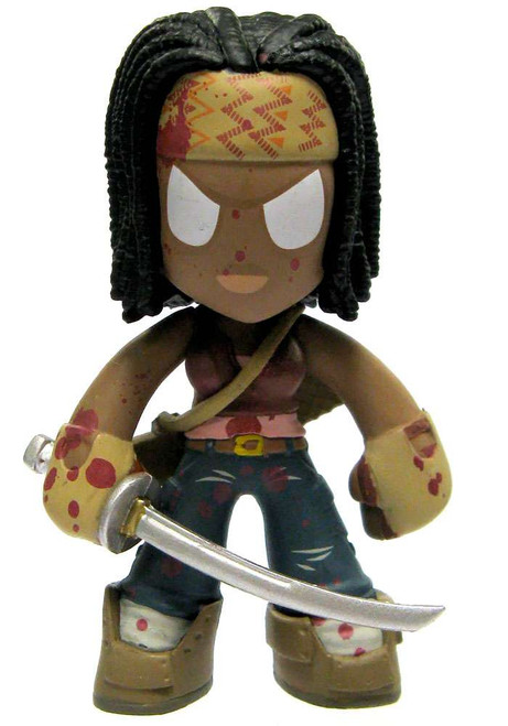 Funko The Walking Dead Mystery Minis Series 2 Michonne 1/144 Mystery Minifigure [Bloody Loose]