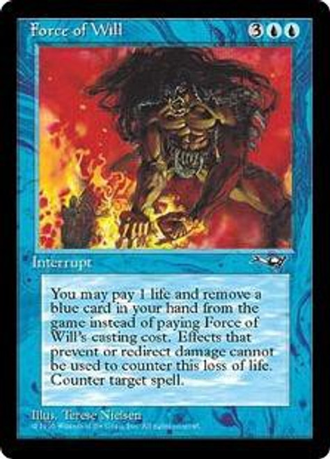 MtG Alliances Uncommon Force of Will