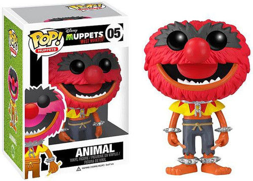 Funko The Muppets Muppets Most Wanted POP! TV Animal Vinyl Figure #05 [Muppets Most Wanted]