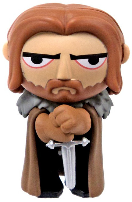 Funko Game of Thrones Series 1 Mystery Minis Ned Stark 2/24 Mystery Minifigure [Loose]