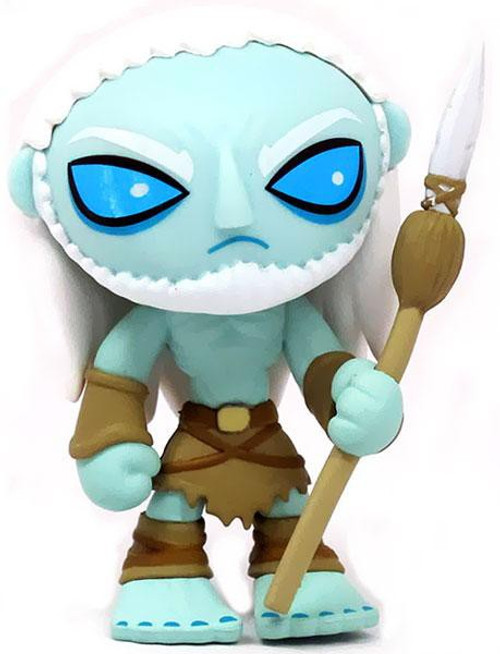 Funko Game of Thrones Series 1 Mystery Minis White Walker 2/24 Mystery Minifigure [Loose]