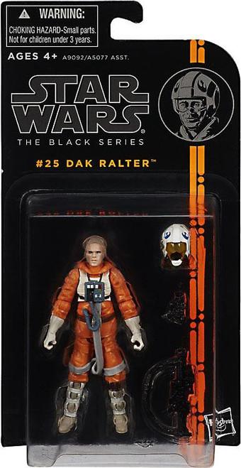 Star Wars The Empire Strikes Back Black Series Wave 4 Dak Ralter Action Figure #25