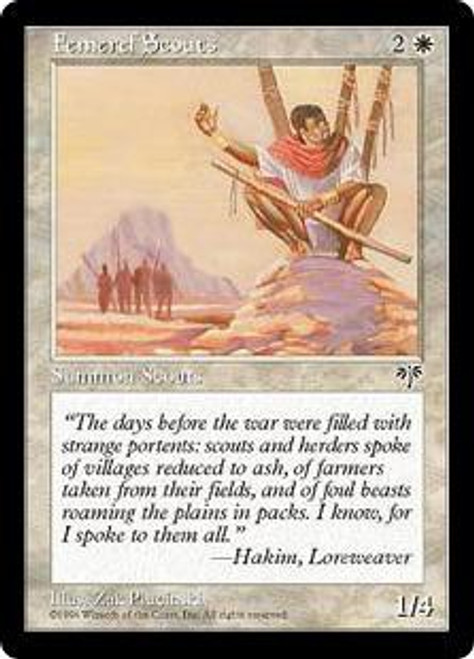 MtG Mirage Common Femeref Scouts