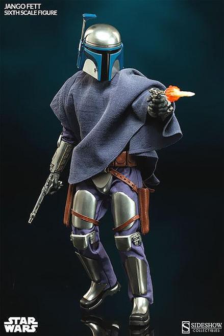 Star Wars Scum & Villainy Sixth Scale Jango Fett Action Figure