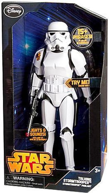 Disney Star Wars A New Hope Stormtrooper Exclusive Talking Action Figure [2014]