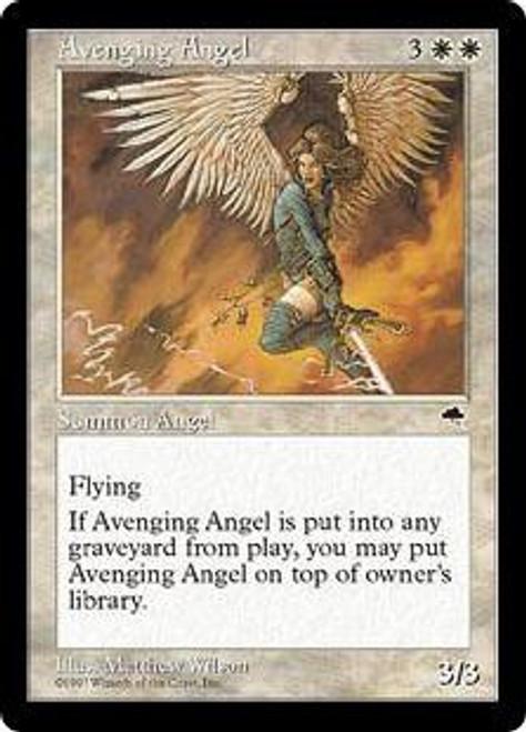MtG Tempest Rare Avenging Angel