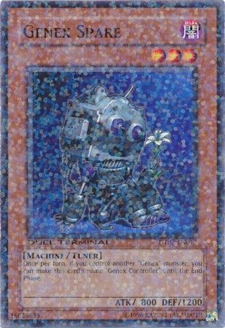 YuGiOh YuGiOh 5D's Duel Terminal 2 Parallel Rare Genex Spare DT02-EN013
