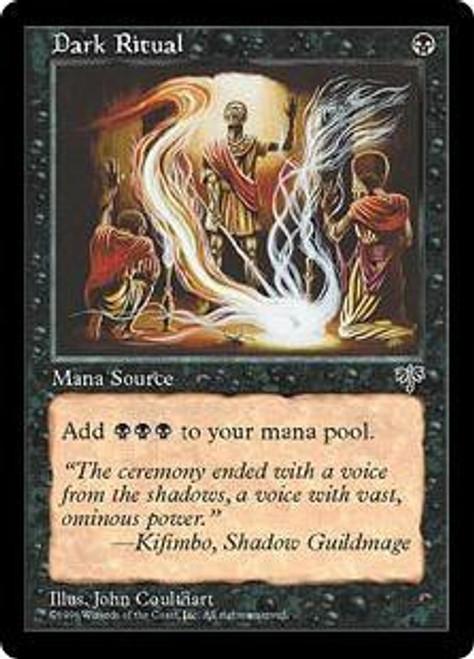 MtG Mirage Common Dark Ritual