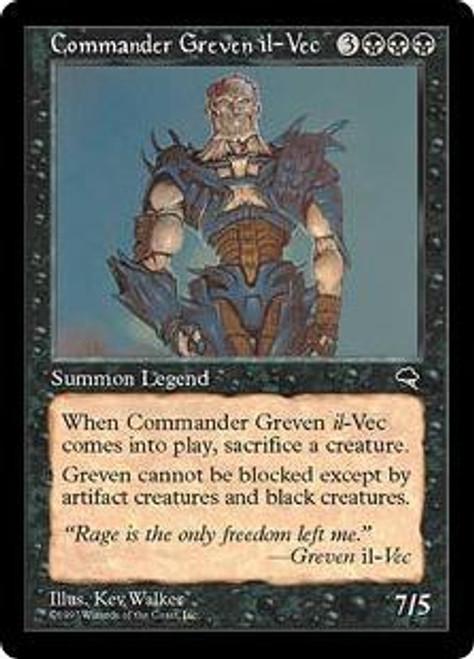 MtG Tempest Rare Commander Greven il-Vec