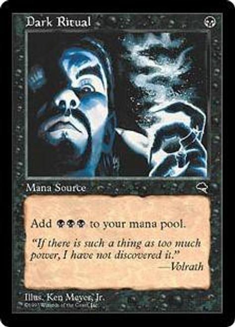 MtG Tempest Common Dark Ritual