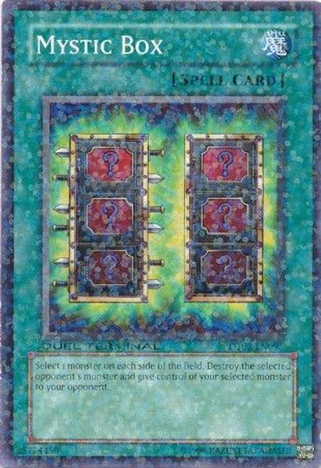 YuGiOh YuGiOh 5D's Duel Terminal 2 Parallel Rare Mystic Box DT02-EN095