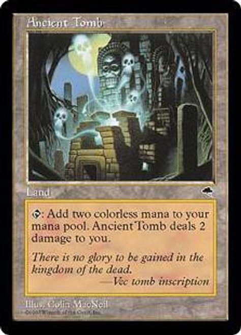 MtG Tempest Uncommon Ancient Tomb