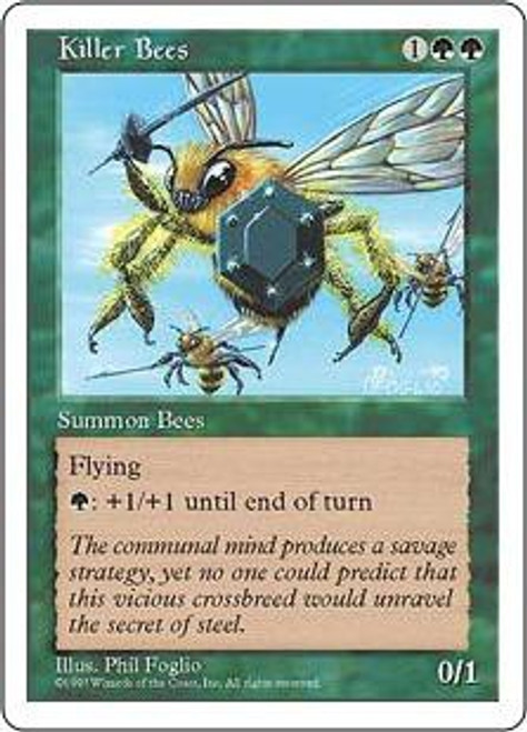 MtG 5th Edition Uncommon Killer Bees
