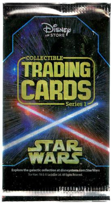 Star Wars Topps May the 4th Series 1 Exclusive Trading Card Pack