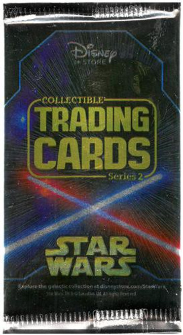Star Wars Topps May the 4th Series 2 Exclusive Trading Card Pack