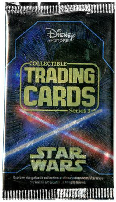 Star Wars Topps May the 4th Series 3 Exclusive Trading Card Pack