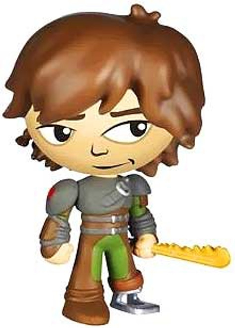 Funko How to Train Your Dragon 2 Mystery Minis Hiccup 2-Inch 1/12 Mystery Minifigure [Flame Sword Loose]